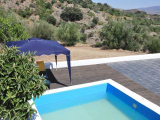 Plunge pool with wonderful views and spacious terrace