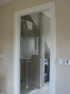 Entrance to Shower room