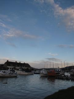 Beautiful Porlock Weir, just 4 miles from the cottage