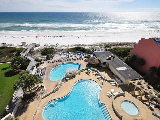 t Tops'l Tides 805 - Gulf Front, beautiful condo a must see!, Destin