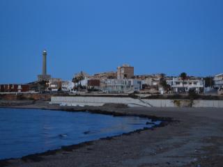 Apartamento en Cabo de Palos con vistas al mar
