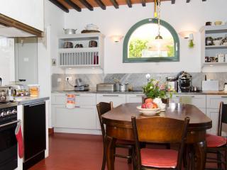 'Casetta': Tuscany house with panoramic views, Montagnana Val di Pesa