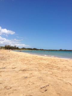 Playas del Yunque beach