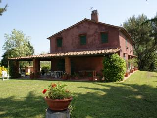 Tuscany country house, Lorenzana