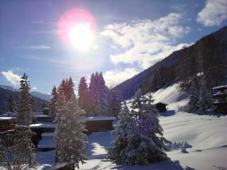 Davos Albertihaus 5A, sonnige, gepflegte, allergikerfreundliche Wohnung