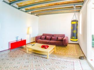 Penthouse 1 Bedroom Eixample I, Barcelona