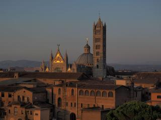 Live Siena from the very top