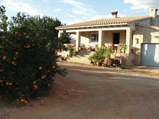 Los Naranjos, Calig