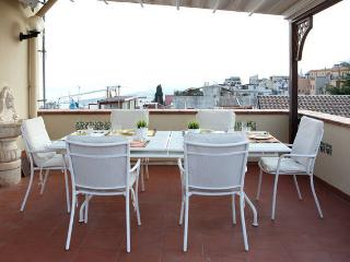 Taormina Sea View Terrace