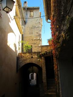 Medieval village of Biot