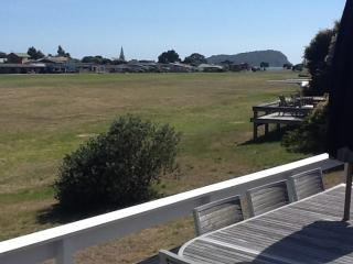 Pauanui airfield & sea views