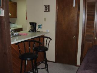 Bar Area, Half Bath and Washer Dryer on first level