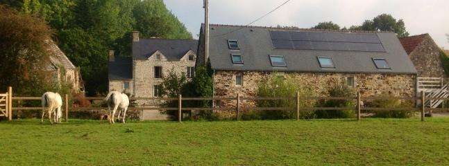 La Blonderie Guest house, Cookery School and self-catering accommodation in Normandy near Cherbourg