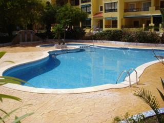 1 Bedrm  Apartment  4-5  S/Pool  Internet   Beach, La Mata