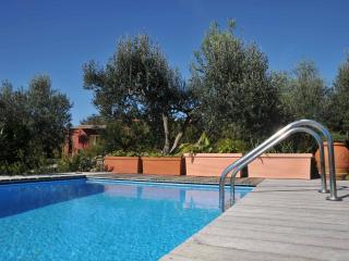 Villa Rubinia, Ameglia
