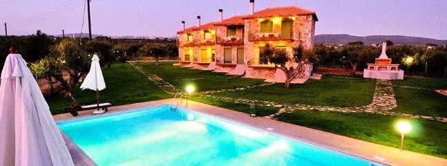 Messinian Horizons Villa