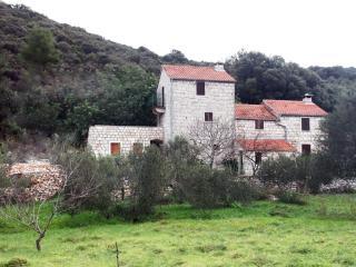 medieval castle - villa Kastel, Ciudad de Curzola (Korčula)