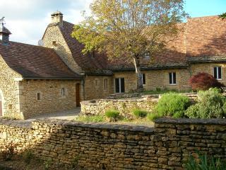 Le Logis de Contie, gite de charme typique, de 220 m2, entre Sarlat et Lascaux.