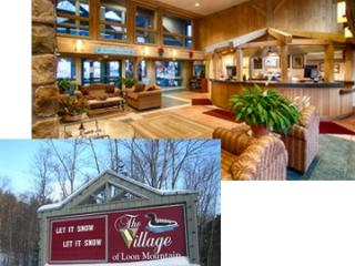 1 BED RM CONDO VILLAGE LOON MOUNTAIN LINCOLN NH