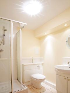 For your privacy and comfort - luxury shower room, en suite to bedroom 1