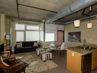Riverfront Loft Urban Retreat, Denver