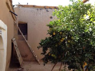 The Pigeon House, Traditionl real Morocco