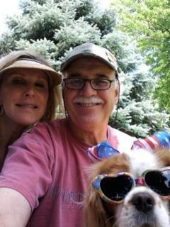 Bill and Marti