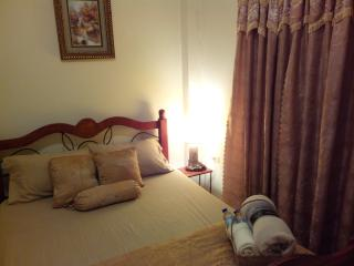Earthy Bedroom #1