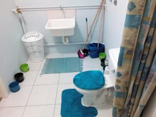 Sandy Toilet