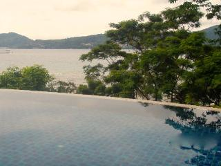 Atika Villas villa 6 oceanfront serviced poolvilla