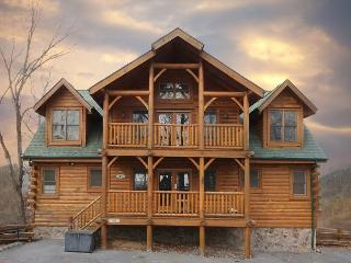 Recently Remodeled, Fantastic Views, Luxurious, Two Game Rooms, Sleeps 27, Sevierville