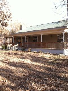 USA long term rental in Arkansas, Pencil Bluff