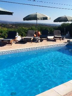 Pool with Panoramic View