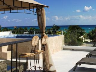 75 steps to Beach-Newly Remodeled Luxury Home, Playa del Carmen