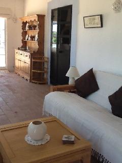 Garden Room, showing door into second sitting room