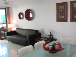 Aluguel apartamento Praia do Morro Guarapari c/ ar