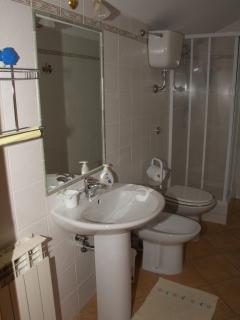 bagno condiviso