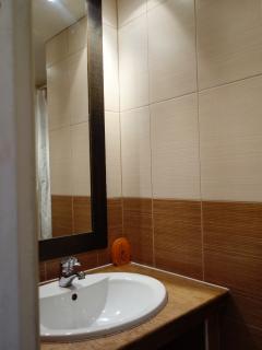 La salle de bain - The bathroom