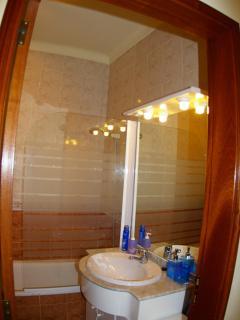 2nd. Bathroom with full Bath.