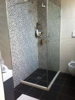 In-suite Shower