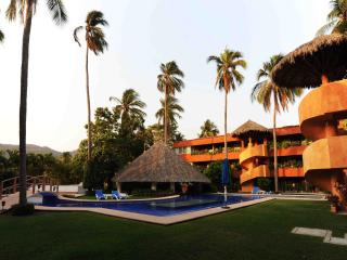 Cozy Apartment in La Ropa Beach D302-B, Zihuatanejo