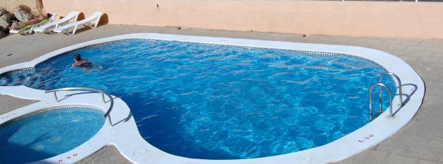 Smaller pool
