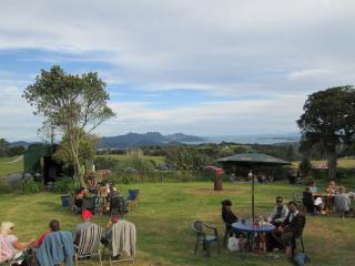 Island view camp ground, Whangarei Heads