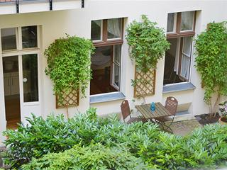 'Berber' Prenzlauer Berg Apartment with Terrace, Berlín