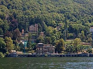 Majestic house on the Como Lake, Blevio