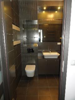 Bathroom - entrance view