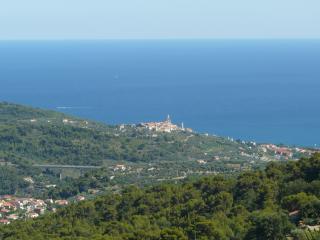 Casa Erbaea - giardino e splendida vista mare - Minipiscina idromassaggio, Diano San Pietro