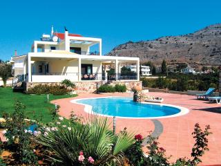 Beachfront villa with private pool, Villa Angelina, Pefkos