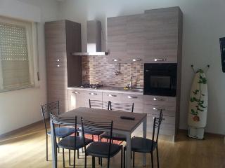 appartamento bilocale in villa al piano terra, Montesilvano