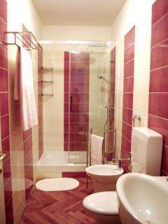 bagno stanza tripla